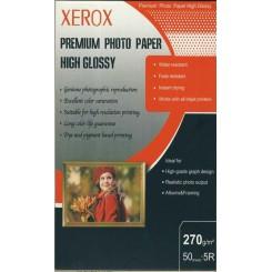 کاغذ فتوگلاسه براق زیراکس 5R 270 g
