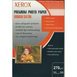 کاغذ فتوگلاسه ابریشمی زیراکس 270 گرمی 5R