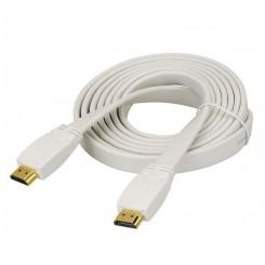 کابل HDMI فلت فرانت  1.5 متری 4K