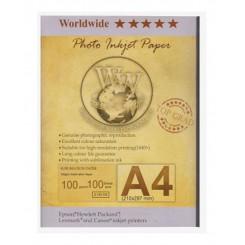کاغذ سابلیمیشن 100 گرمی  WWM سایز A4