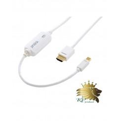 کابل تبديل Mini DisplayPort به HDMI پرولينک