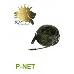 کابل افزایش طول USB 2.0 اکتیو 20 متری پی نت