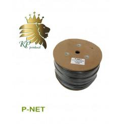 کابل شبکه SFTP تمام مس Cat5 P-net 305m