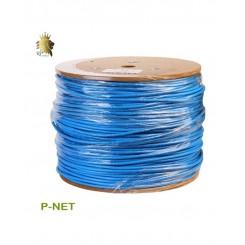 کابل شبکه UTP تمام مس Cat6 P-net 305m