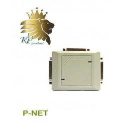 دیتاسوئیچ پرینتر پارالل 2 پورت اتوماتیک Pnet