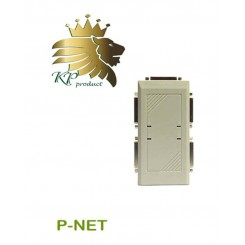 دیتاسوئیچ پرینتر پارالل 4 پورت اتوماتیک Pnet