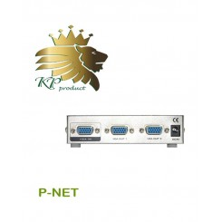 اسپیلیتر VGA دو پورت P net