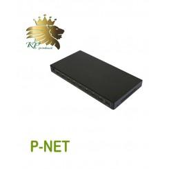 اسپلیتر P-Net چهار پورت HDMI