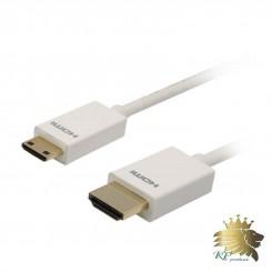 کابل Mini HDMI به HDMI پرولينک مدل MP287 به طول 2 متر