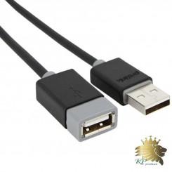 کابل افزايش طول USB 2.0 پرولينک مدل PB467 به طول 1.5 متر